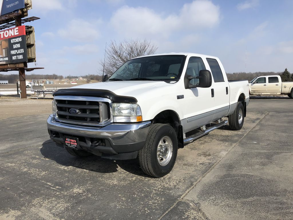 2003 FORD F250  Footers Auto Sales Wever IA