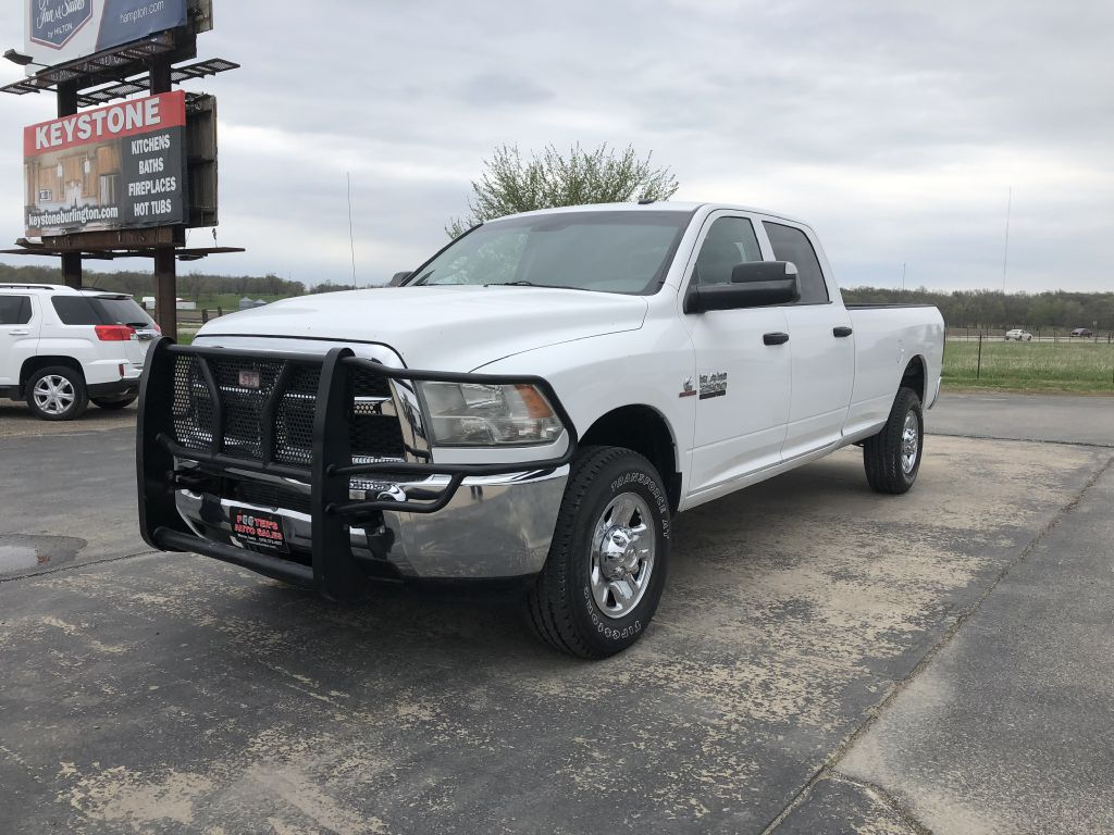 2013 RAM 2500  Footers Auto Sales Wever IA