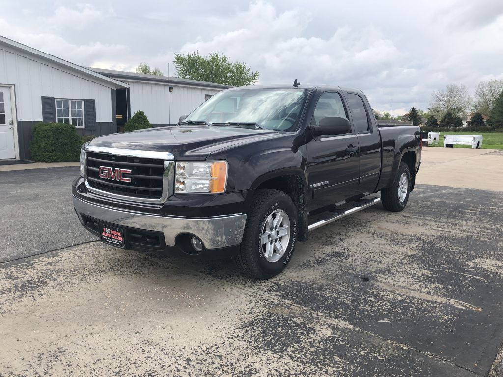 2008 GMC SIERRA  Footers Auto Sales Wever IA