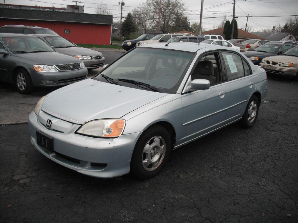 2002 Honda Civic For Sale In Springfield Oh Cargurus 2003 Hybrid Used Cars Columbus 43204