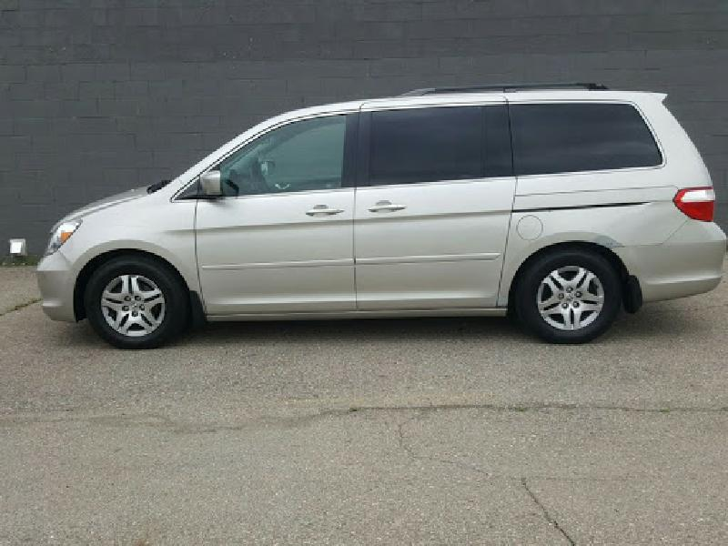 2005 HONDA ODYSSEY EXL Air Conditioning Power Windows Power Locks Power Steering Tilt Wheel A