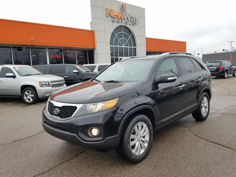 2011 KIA SORENTO EX Air Conditioning Power Windows Power Locks Power Steering Tilt Wheel AMF