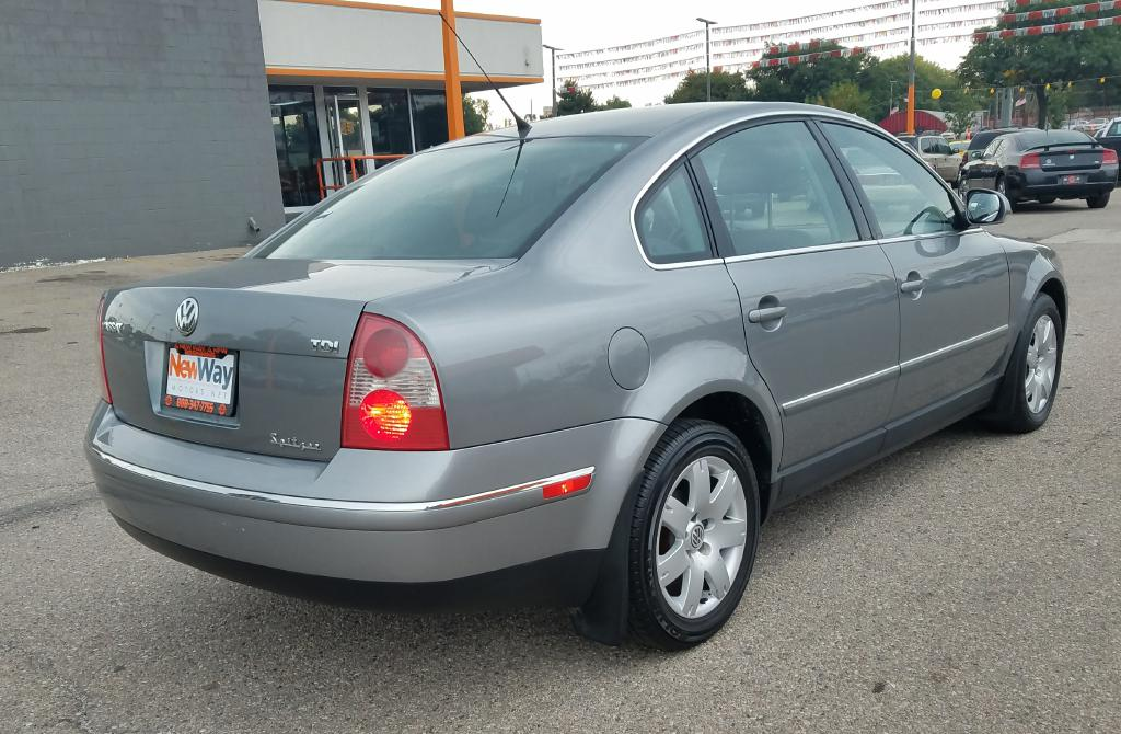 2005 VOLKSWAGEN PASSAT GLS TDI Air Conditioning Power Windows Power Locks Power Steering Tilt