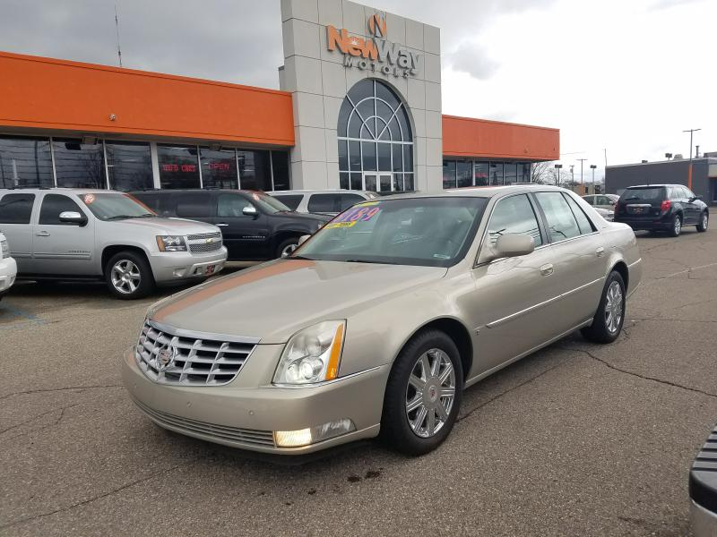 2008 CADILLAC DTS Air Conditioning Power Windows Power Locks Power Steering Tilt Wheel AMFM C