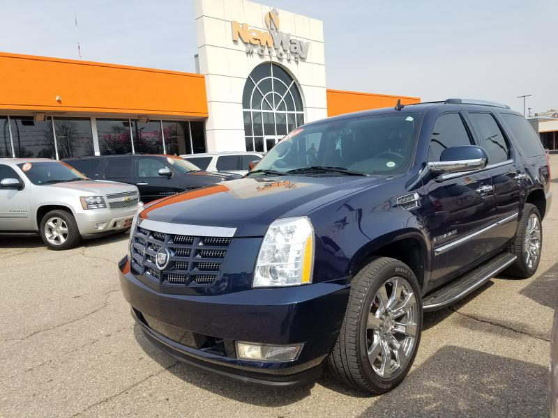 2009 CADILLAC ESCALADE SPORT Air Conditioning Power Windows Power Locks Power Steering Tilt Wh