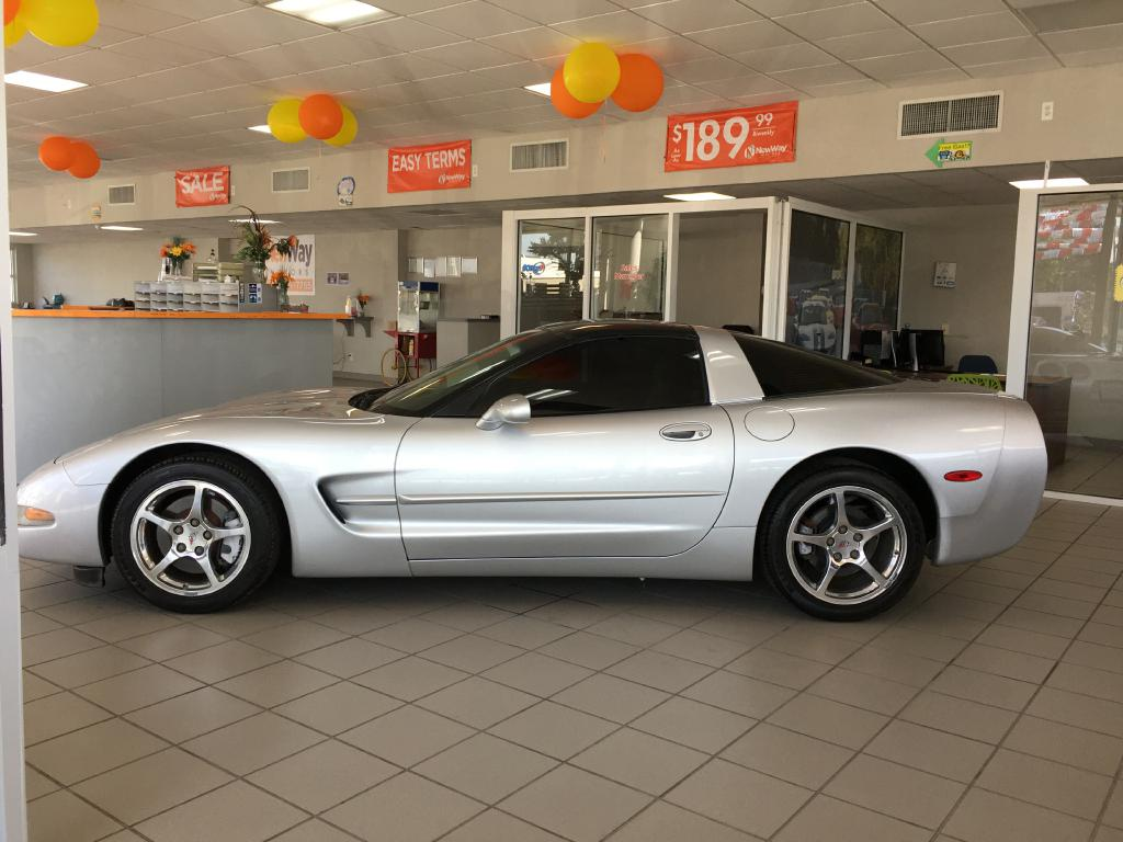 2001 CHEVROLET CORVETTE Air Conditioning Power Windows Power Locks Power Steering Tilt Wheel A