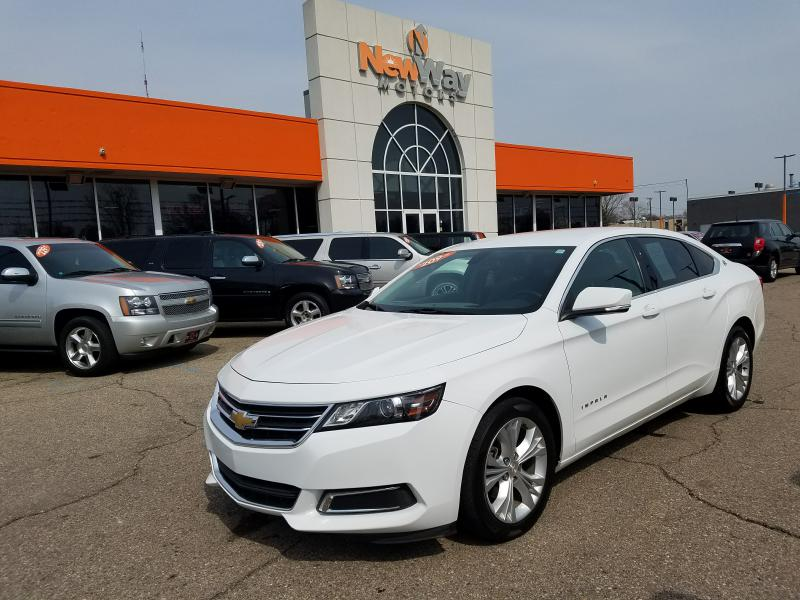 2014 CHEVROLET IMPALA LT Air Conditioning Power Windows Power Locks Power Steering Tilt Wheel