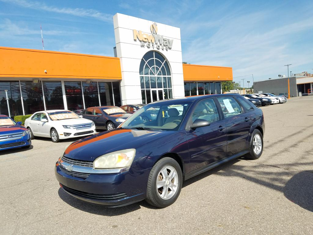 2005 CHEVROLET MALIBU MAXX LS Air Conditioning Power Windows Power Locks Power Steering Tilt W