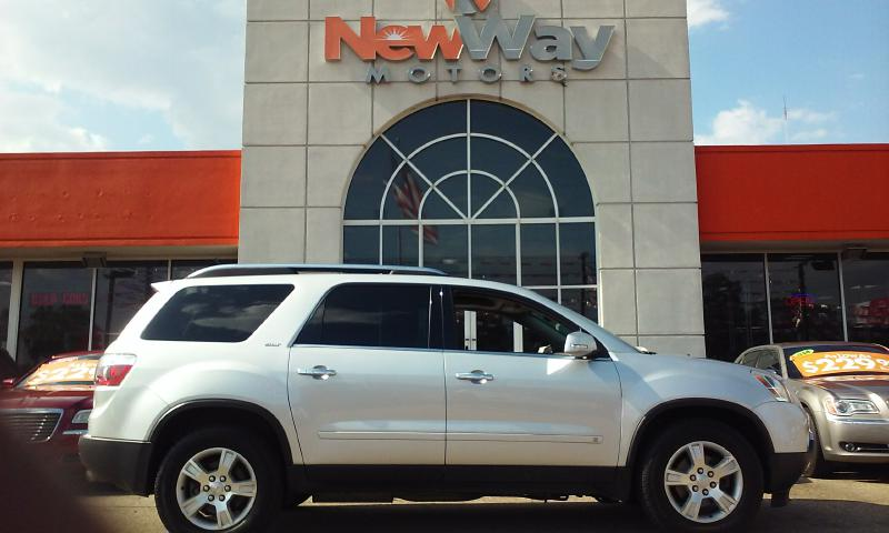2009 GMC ACADIA SLT-2 Air Conditioning Power Windows Power Locks Power Steering Tilt Wheel AM