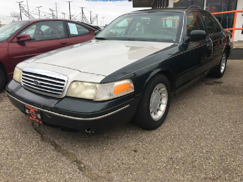 2002 FORD CROWN VICTORIA LX Air Conditioning Power Windows Power Locks Power Steering Tilt Whe