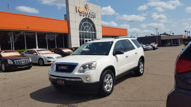 2010 GMC ACADIA SLE Air Conditioning Power Windows Power Locks Power Steering Tilt Wheel AMF