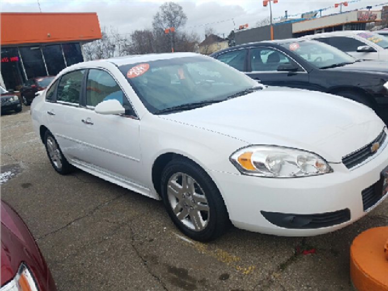 2011 CHEVROLET IMPALA LTZ Air Conditioning Power Windows Power Locks Power Steering Tilt Wheel