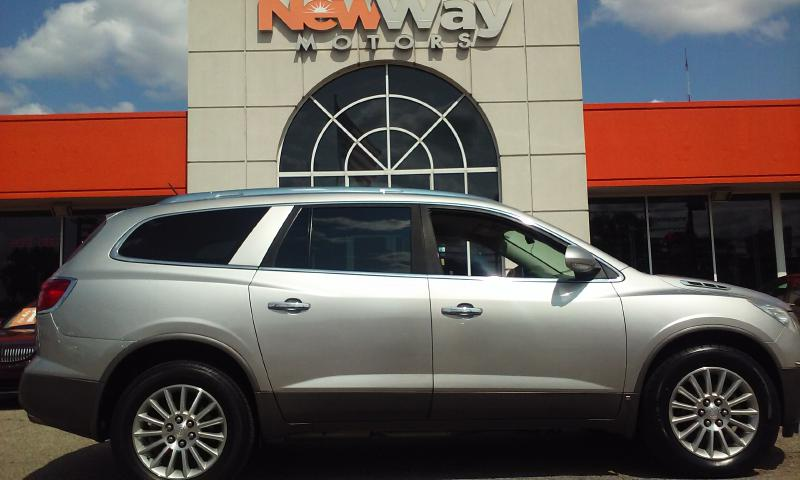 2008 BUICK ENCLAVE CXL Air Conditioning Power Windows Power Locks Power Steering Tilt Wheel A