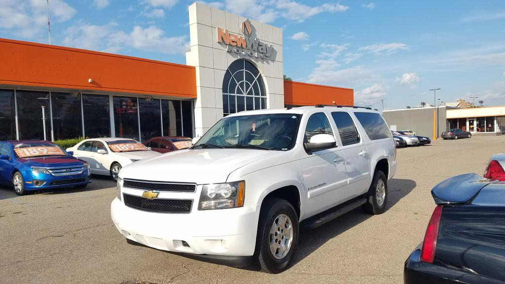 2007 CHEVROLET SUBURBAN 1500 LT Air Conditioning Power Windows Power Locks Power Steering Tilt