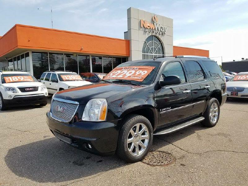 2009 GMC YUKON DENALI Air Conditioning Power Windows Power Locks Power Steering Tilt Wheel AM