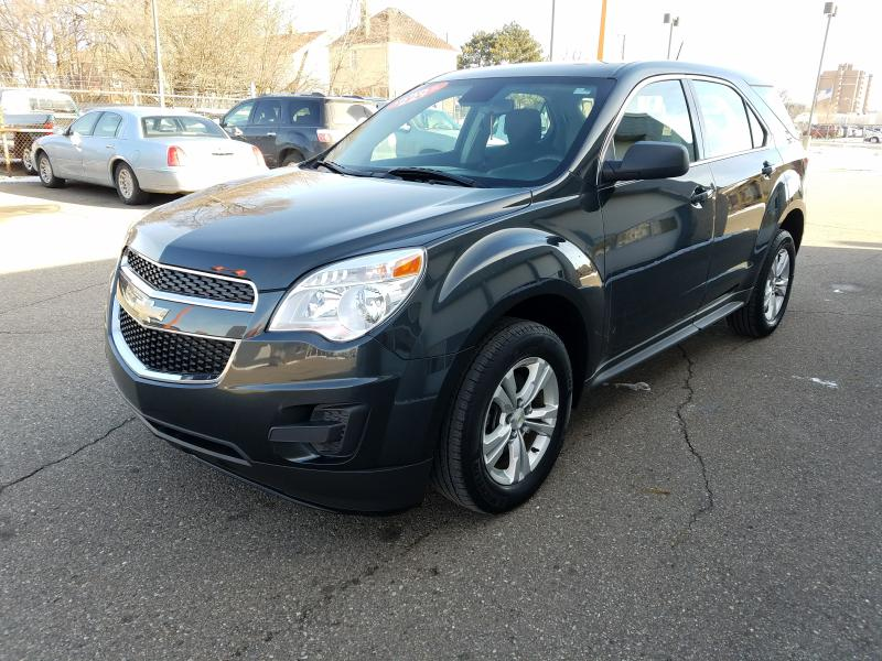 2013 CHEVROLET EQUINOX LS Air Conditioning Power Windows Power Locks Power Steering Tilt Wheel