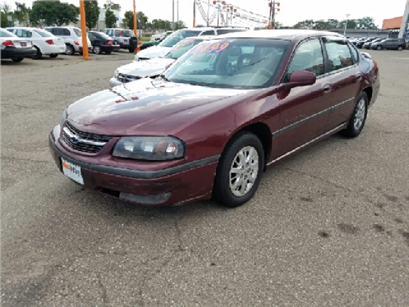 2001 CHEVROLET IMPALA LS Air Conditioning Power Windows Power Locks Power Steering Tilt Wheel