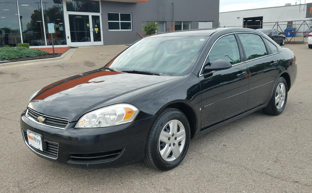 2007 CHEVROLET IMPALA LS Air Conditioning Power Windows Power Locks Power Steering Tilt Wheel