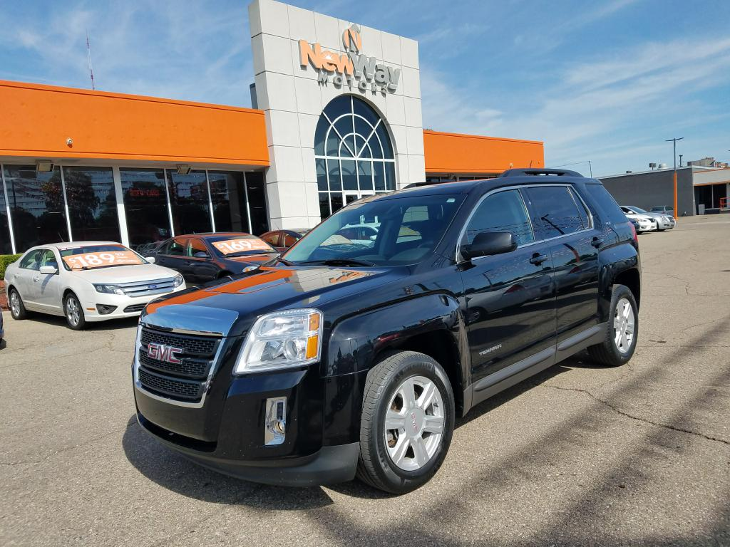 2014 GMC TERRAIN SLE Air Conditioning Power Windows Power Locks Power Steering Tilt Wheel AM