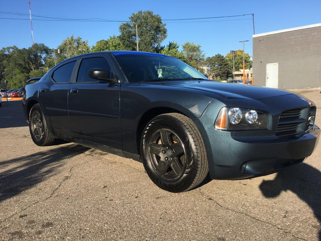 2008 DODGE CHARGER Air Conditioning Power Windows Power Locks Power Steering Tilt Wheel AMFM
