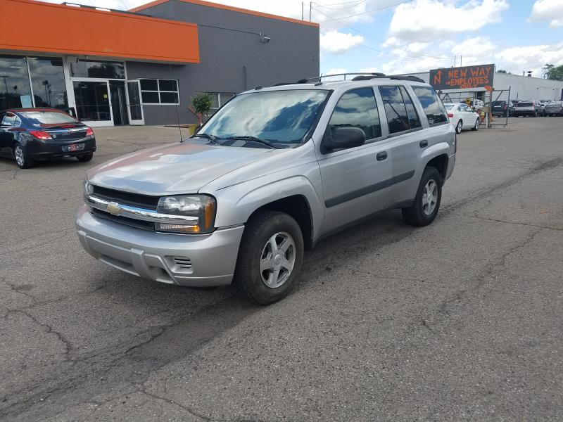 2005 CHEVROLET TRAILBLAZER LS Air Conditioning Power Windows Power Locks Power Steering Tilt W