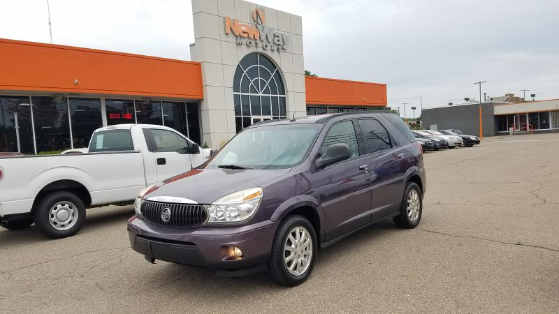 2007 BUICK RENDEZVOUS CX Air Conditioning Power Windows Power Locks Power Steering Tilt Wheel