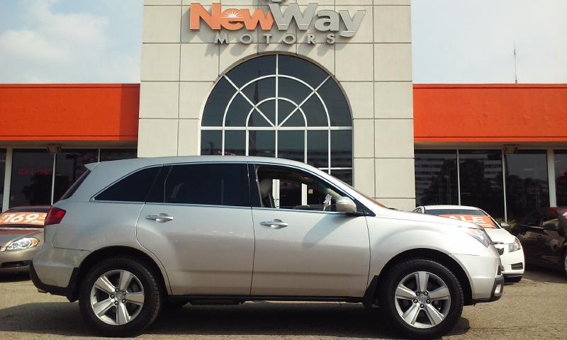 2010 ACURA MDX Air Conditioning Power Windows Power Locks Power Steering Tilt Wheel AMFM CDM