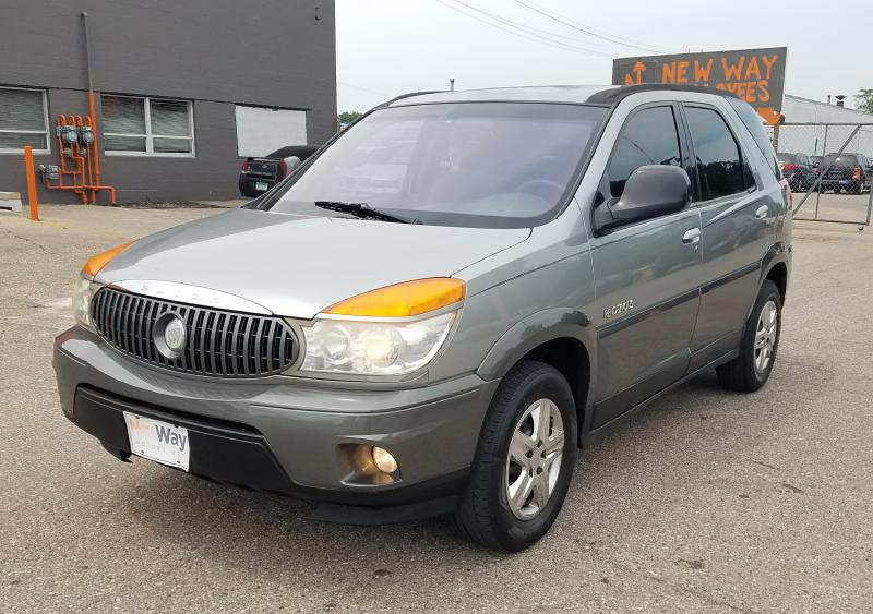 2003 BUICK RENDEZVOUS CX Air Conditioning Power Windows Power Locks Power Steering AMFM CD P