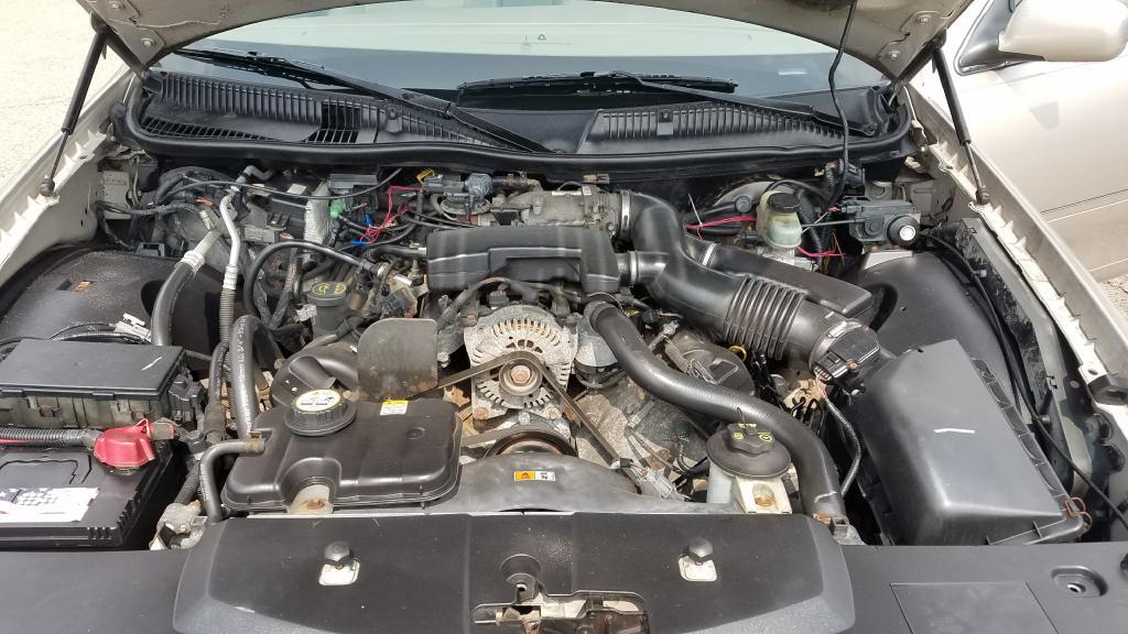 2003 LINCOLN TOWN CAR SIGNATURE Air Conditioning Power Windows Power Locks Power Steering Tilt