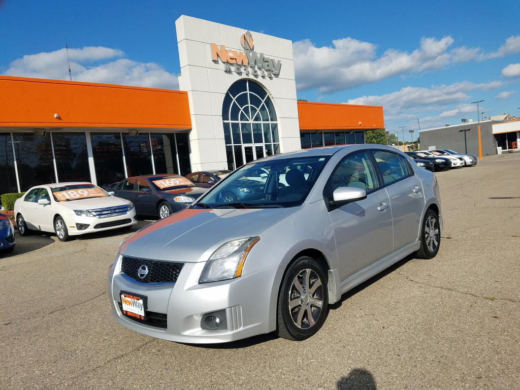 2011 NISSAN SENTRA 20 Air Conditioning Power Windows Power Locks Power Steering Tilt Wheel A