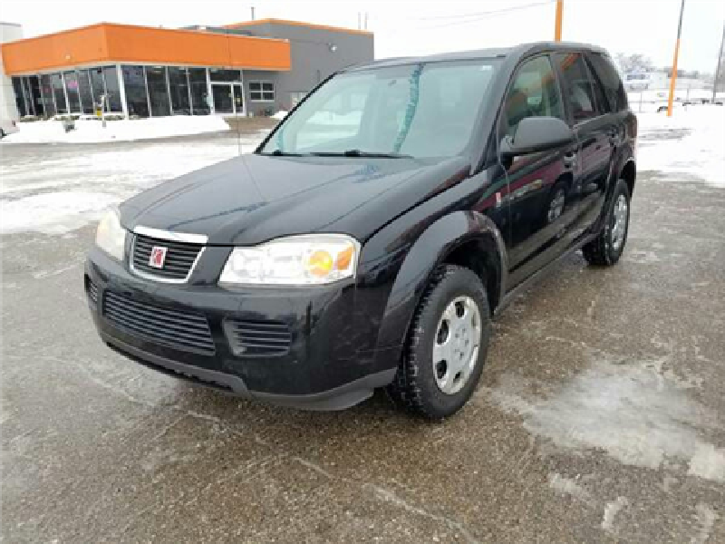 2007 SATURN VUE Air Conditioning Power Windows Power Locks Power Steering Tilt Wheel AMFM CD