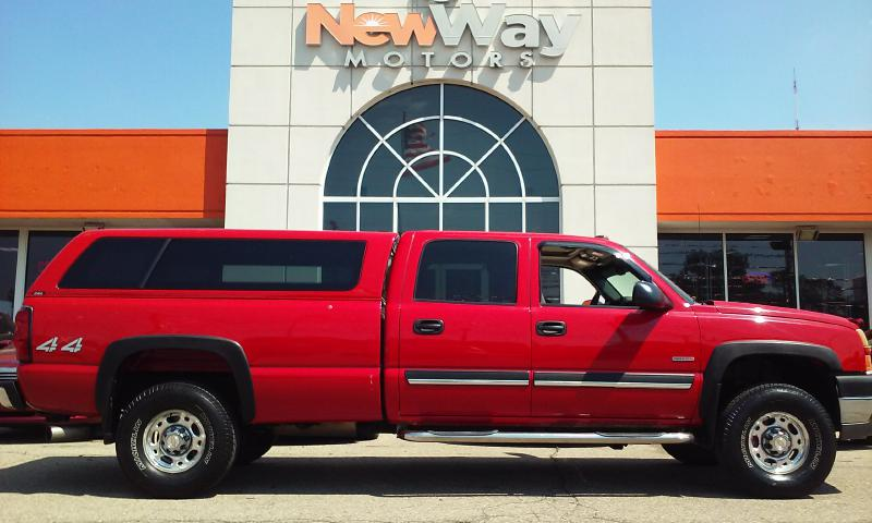 2005 CHEVROLET SILVERADO 2500 HEAVY DUTY Air Conditioning Power Windows Power Locks Power Steer