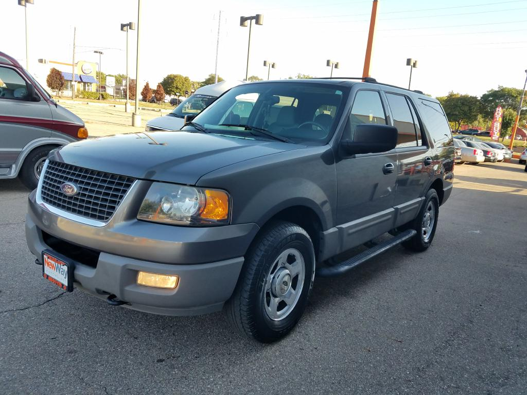 2003 FORD EXPEDITION XLT Air Conditioning Power Windows Power Locks Power Steering Tilt Wheel