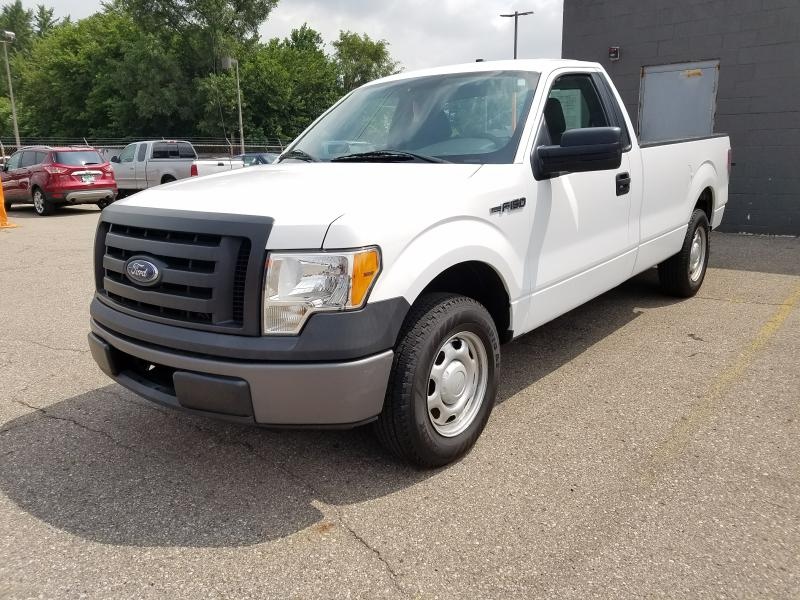2010 FORD F150 XL Air Conditioning Power Windows Power Locks Power Steering Tilt Wheel AMFM