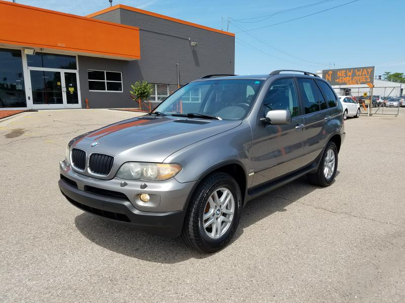 2004 BMW X5 30I Air Conditioning Power Windows Power Locks Power Steering Tilt Wheel AMFM C