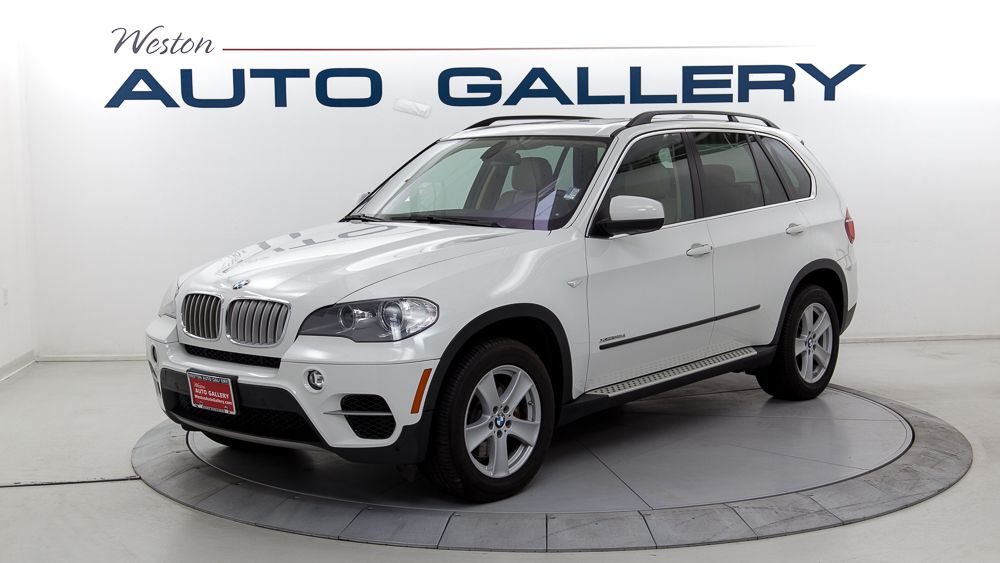 2013 BMW X5 5UXZW0C59D0B95374 WESTON AUTO GALLERY