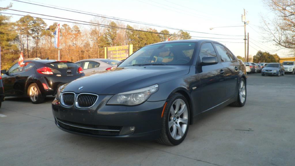 2008 BMW 535 WBANW13538CZ81403 DADA AUTO INC.