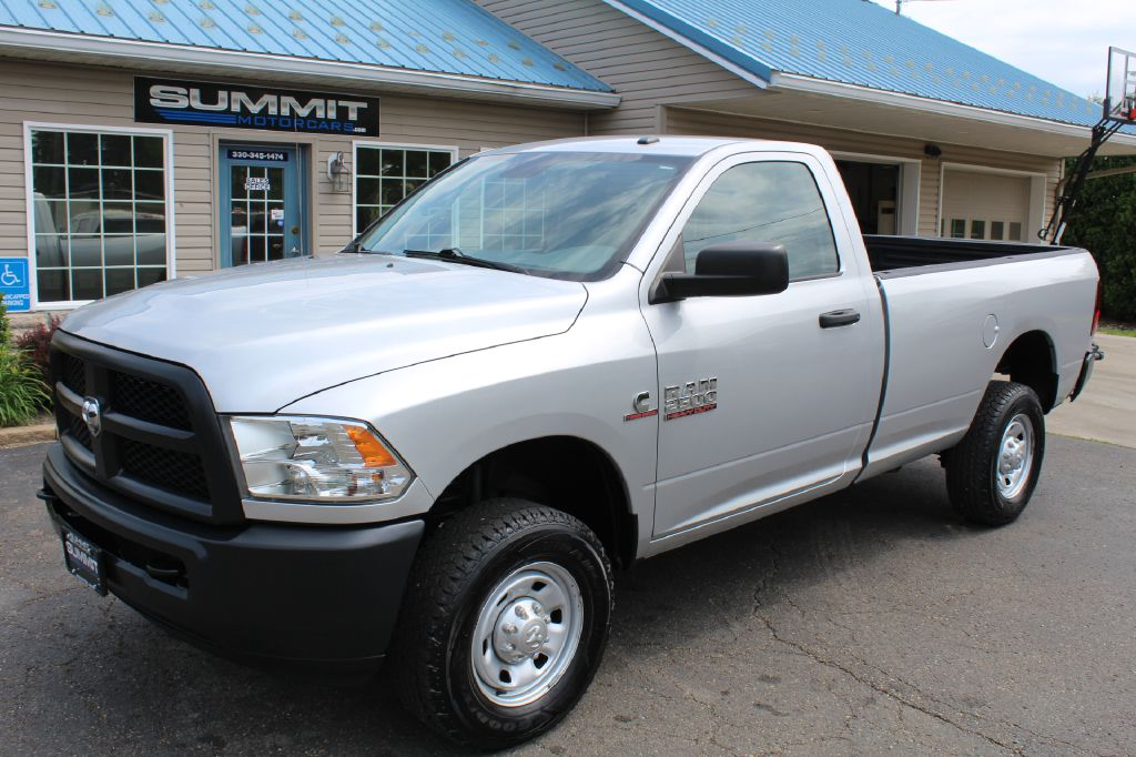 2014 RAM 2500 LARAMIE 4x4 6 Spd CUMMINS for sale at Summit Motorcars