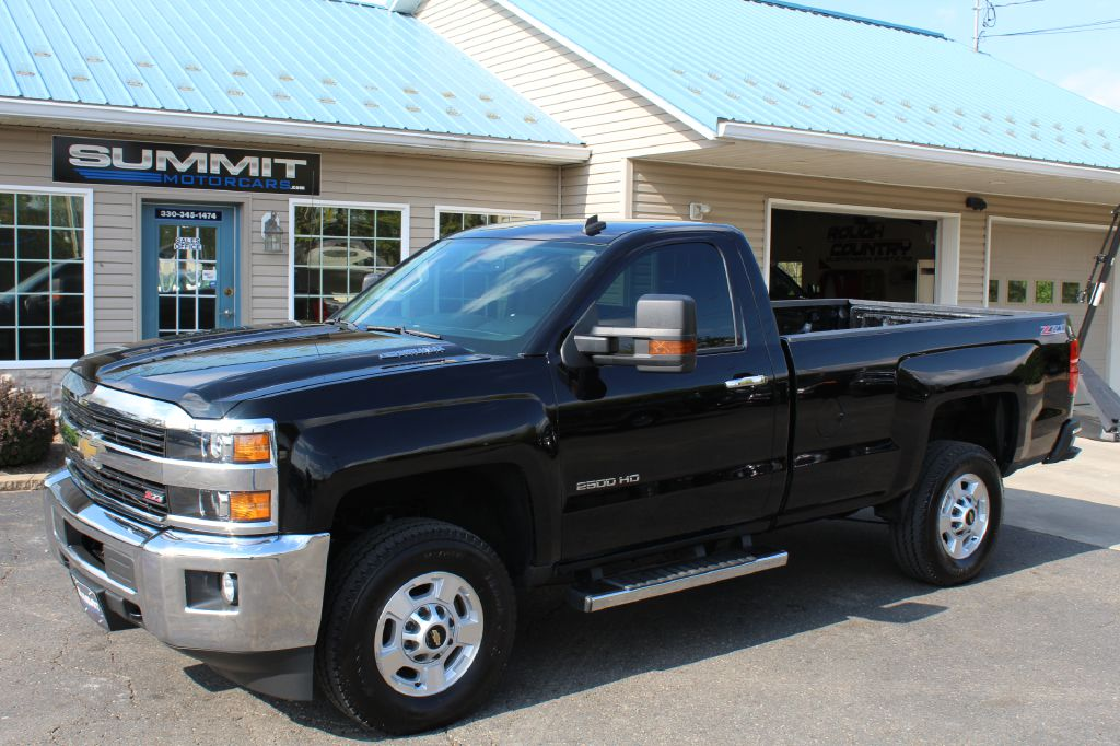 2012 CHEVROLET SILVERADO 1500  LTZ 4x4 for sale at Summit Motorcars
