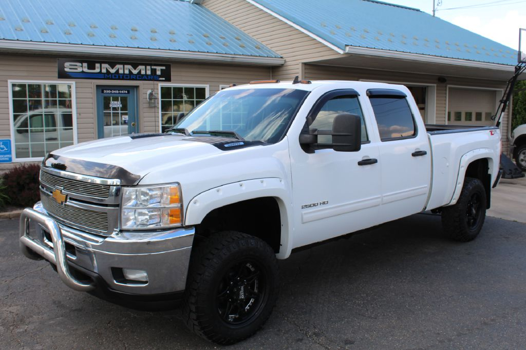 2015 CHEVROLET SILVERADO 2500 LTZ 4x4 DURAMAX for sale at Summit Motorcars