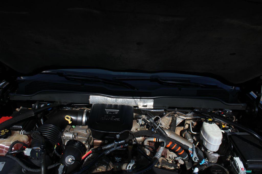 2015 CHEVROLET SILVERADO 2500 LTZ 4x4 DURAMAX for sale at Summit Motorcars