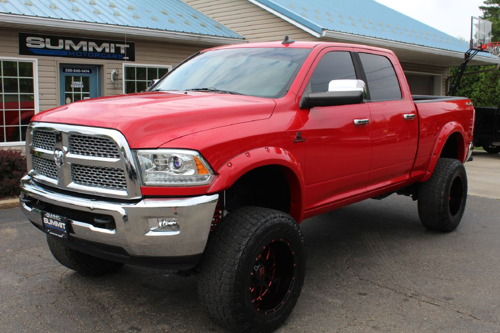 2016 RAM 1500 ECO DIESEL LIMITED 4x4 for sale at Summit Motorcars