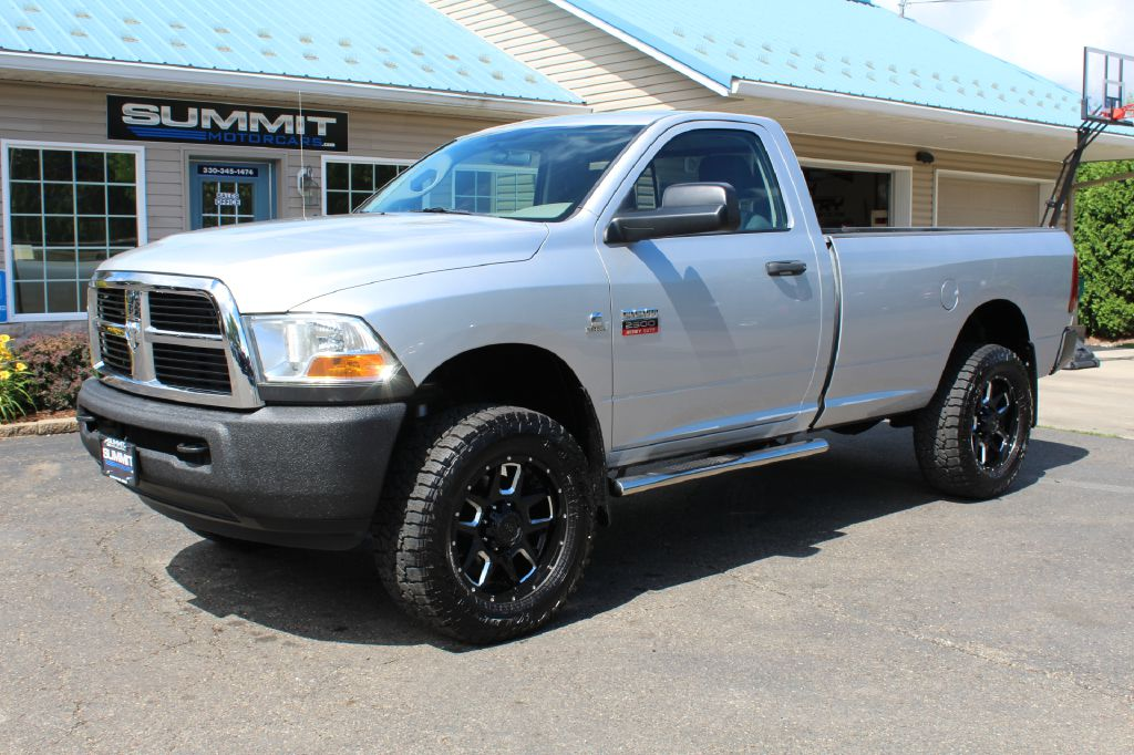 2011 TOYOTA TUNDRA SR5 CREWMAX 4x4 TRD Off Rd for sale at Summit Motorcars