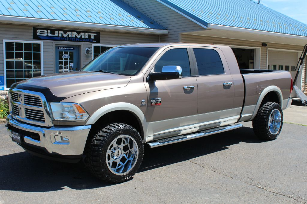2011 DODGE RAM 2500 ST 4x4 LONG BED for sale at Summit Motorcars
