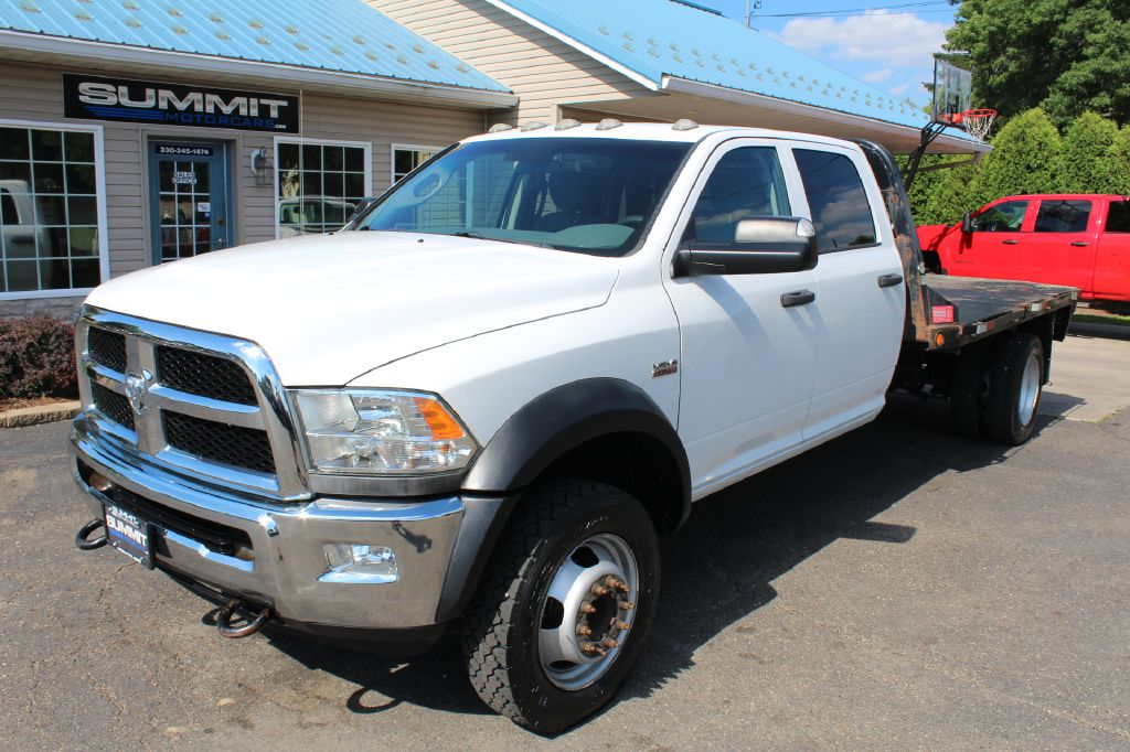 2014 RAM 2500 TRADESMAN ST 4x4 CUMMINS for sale at Summit Motorcars
