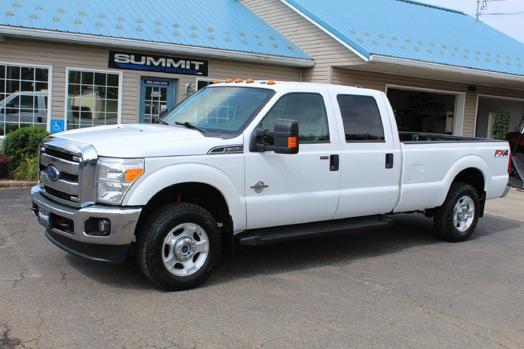 2014 RAM 4500 FLAT BED 4x4 TRADESMAN for sale at Summit Motorcars