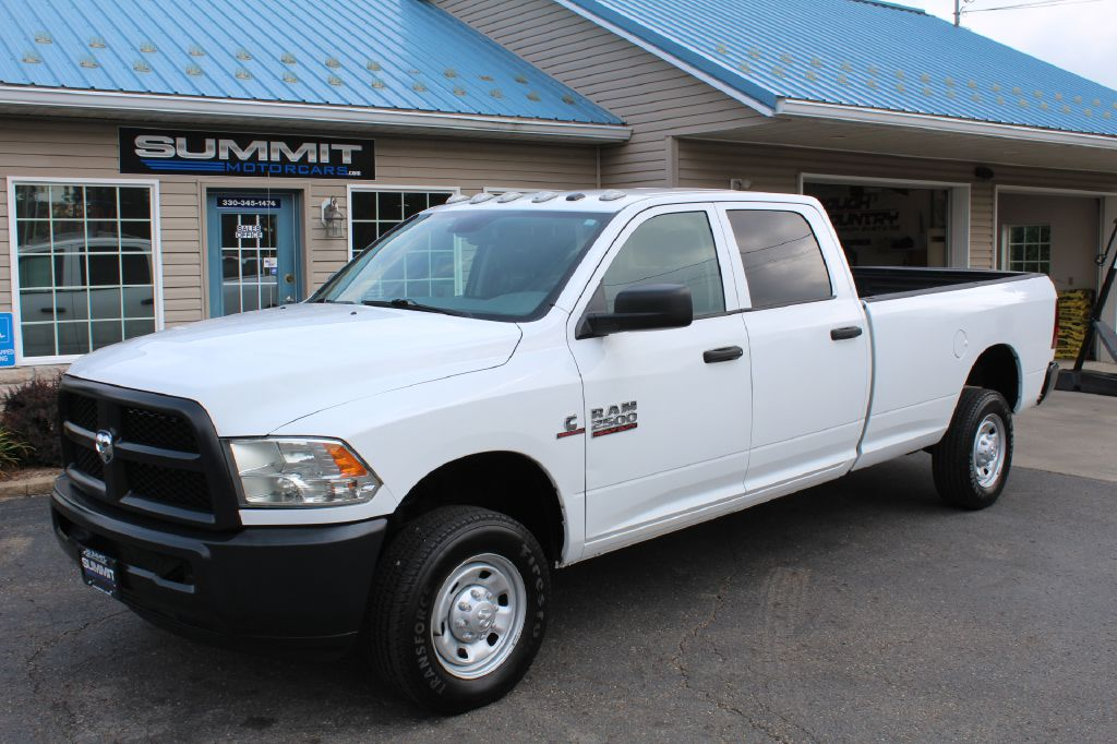 2016 RAM 2500 TRADESMAN 4x4 CUMMINS for sale at Summit Motorcars