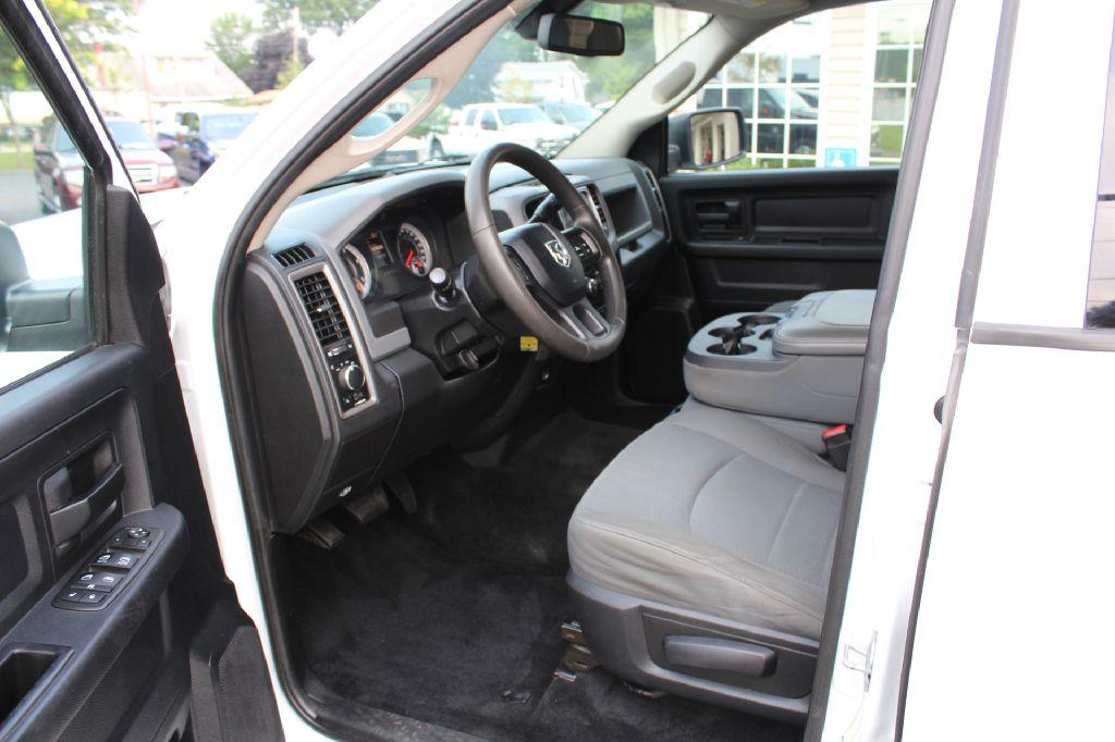 2013 RAM 2500 TRADESMAN 4x4 CUMMINS LB for sale at Summit Motorcars