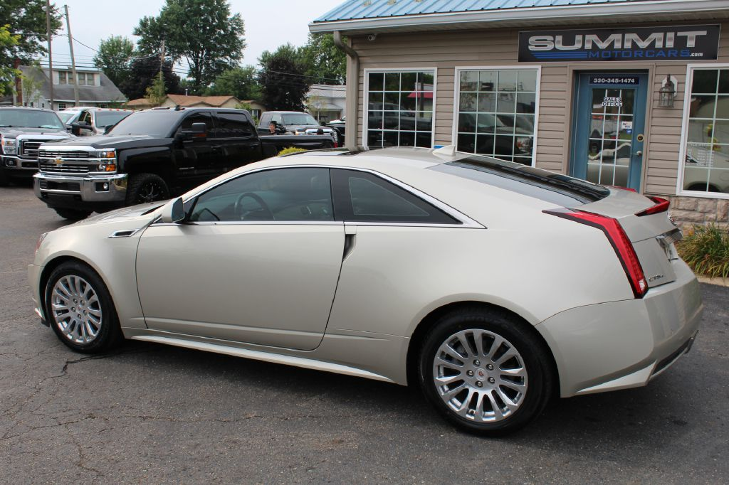 2013 CADILLAC CTS-V6 PERFORMANCE AWD for sale at Summit Motorcars