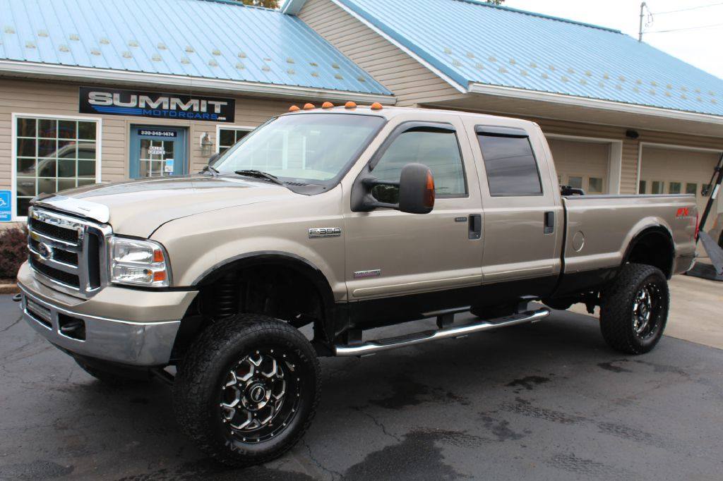 2007 FORD F250 SD XLT SUPER DUTY for sale at Summit Motorcars